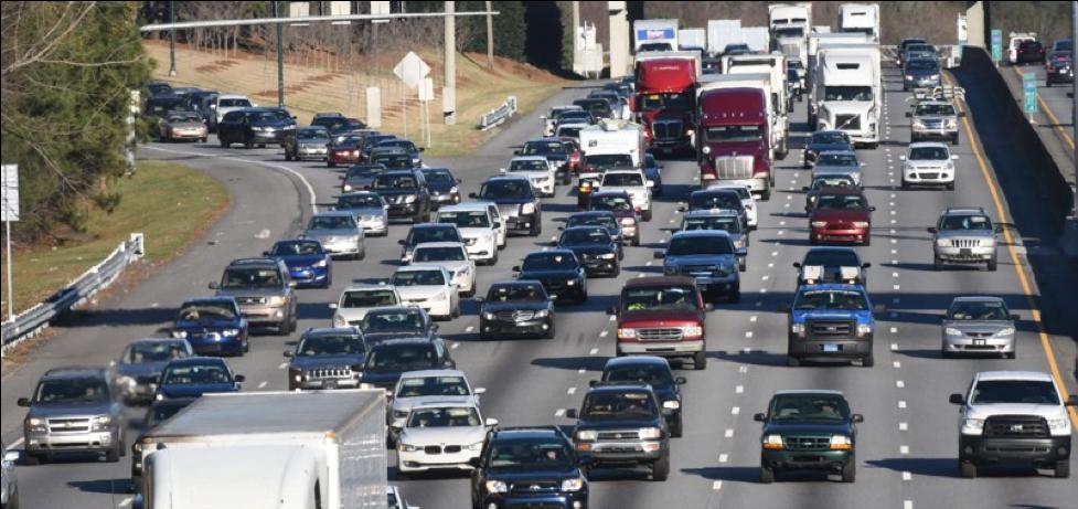 Traffic Causing You Stress Too?